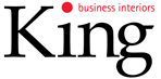 King Business Interiors, GHMCEF Gala Sponsor logo