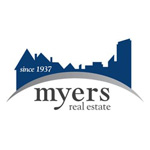 Myers Real Estate, GHMCEF Gala Sponsor Logo